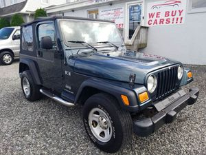 2005 Jeep Wrangler for Sale in Lakewood Township, NJ