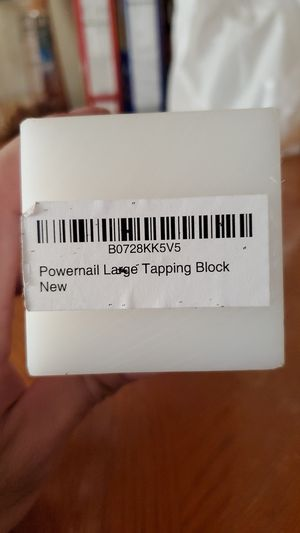 Tapping block for Sale in San Leandro, CA