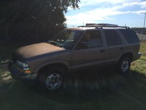 2002 Chevy Blazer Ls 4x4 for Sale in Yonkers, NY