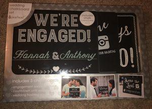 3 Wedding chalkboards for Sale in Centreville, VA
