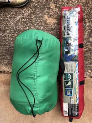 Tent and sleeping bag for Sale in Gainesville, GA