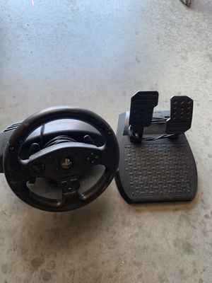 Thrustmaster T80 - Gaming Steering Wheel & Pedals Racing - PS4 PS3 for Sale in Norcross, GA