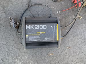 MinnKota MK210D on-board battery charger for boats for Sale in Lake Forest, CA