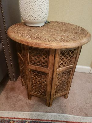 Side table for Sale in Turlock, CA