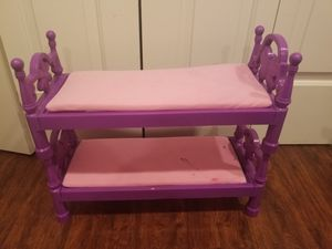 Beds for doll for Sale in Des Plaines, IL