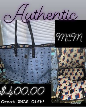 Authentic MCM Large Bag for Sale in Abingdon, MD