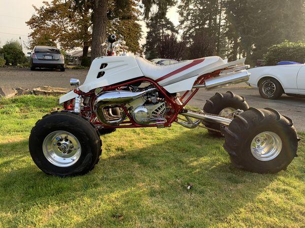 Yamaha Banshee 100HP for Sale in Tacoma, WA - OfferUp