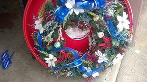 Christmas wreath for Sale in La Vergne, TN