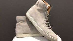 Suede High Top Sneaker (Size 9.5-10) for Sale in Seattle, WA