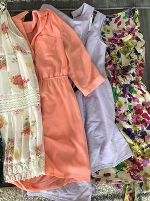 Women's size 4-6 dresses 9 total for Sale in Dublin, CA