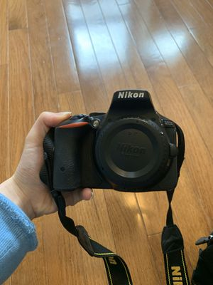 nikon d5500 for Sale in Oakton, VA