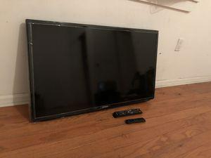 """Samsung LED TV 40"""" for Sale in Philadelphia, PA"""