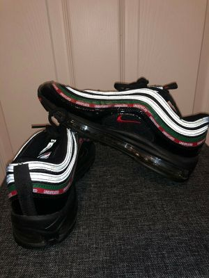 Nike Undefeated X AirMax 97 OG' black for Sale in Arlington, TX