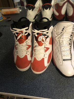 368c7e2a914d14 Jordan Gatorade 6s size 11 for Sale in Charlotte