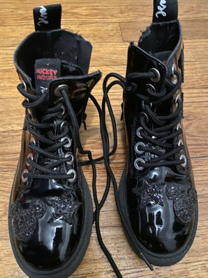 Zara Mickey Mouse Todler Girls boots for Sale in Brooklyn, NY