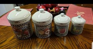 Reversible canisters for Sale in Farmville, VA