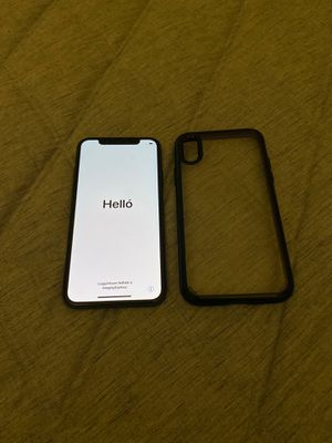 Apple iPhone X - black 256gb for Sale in San Francisco, CA