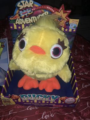 Ducky Plushie Toy story 4 for Sale in Lynwood, CA