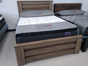 BRAND NEW Queen Bed Frame for Sale in Kansas City, MO