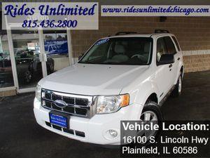 2008 Ford Escape for Sale in Plainfield, IL