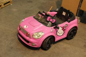 Hello kitty car battery for Sale in Garland, TX