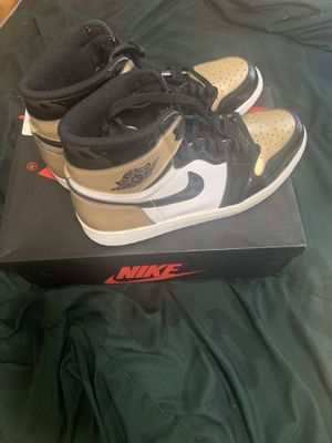 Jordan 1 Retro OG Gold Nrg for Sale in Beltsville, MD