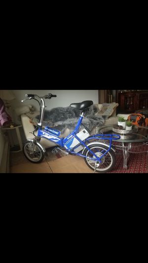 Electrical foldable bicycle for Sale in Vancouver, WA