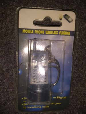 Mobile phone wireless flasher for Sale in Janesville, WI