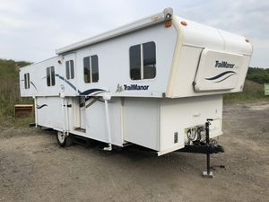 Trail manor 27ft for Sale in Shelby Charter Township, MI