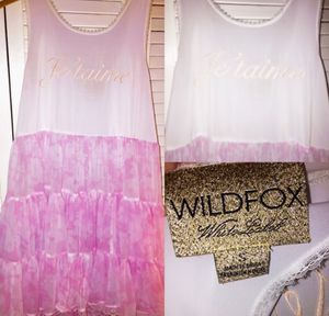 Wildfox Couture Je'Taime white label dress for Sale in Lutz, FL