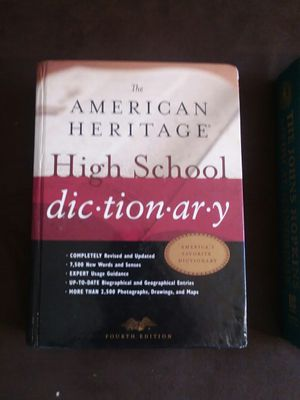 American heritage highschool dictionary for Sale in Kingsport, TN