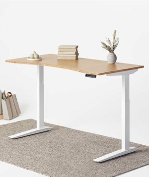 Standing Desk - Jarvis Bamboo for Sale in PECK SLIP, NY