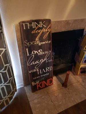 Home decore $10.00 for Sale in Hurst, TX