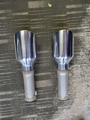 2019 Ram 1500 Chrome exhaust tips. New for Sale in Brainerd, MN