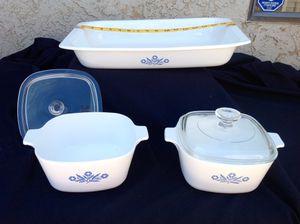 Vintage Corning Ware for Sale in Menifee, CA