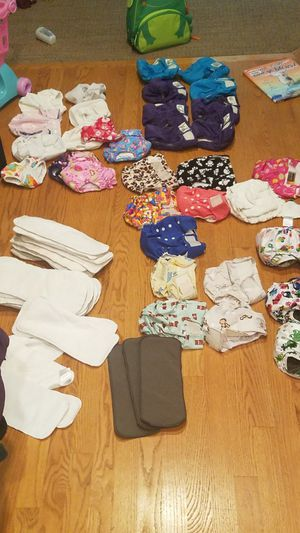 Cloth Diaper Lot for Sale in Snohomish, WA