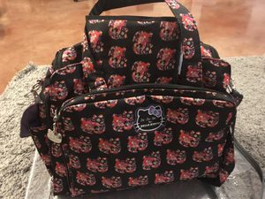 028be1c72b41 Ju-Ju-Be Hello Kitty Collection Be Prepared Diaper Bag