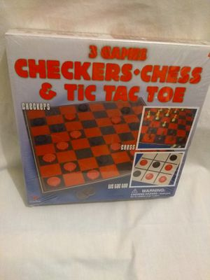 New Tic Tac Toe Board Game for Sale in Las Vegas, NV