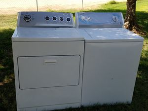 Kenmore washer electric dryer for Sale in Dinuba, CA