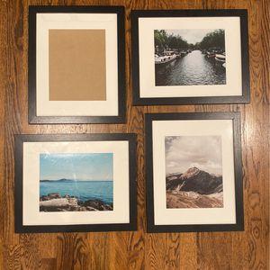 Photo Frames (11x14) (8x10 Inside) for Sale in Rockville, MD