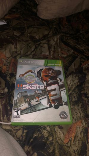 Skate 3 for Sale in Tuolumne, CA