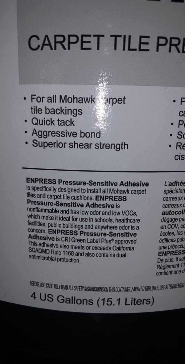 Mohawk Enpress Carpet Tile Adhesive Carpet Vidalondon