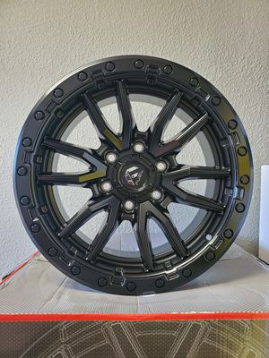 "17"" Fuel Rims for Sale in Orange, CA"