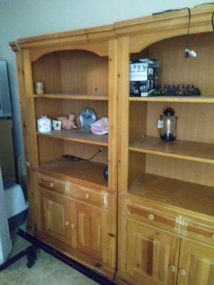 Wood bookshelves for Sale in Miramar, FL