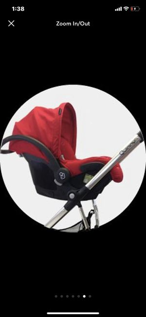 Maxi cosi car seat and stroller for Sale in Nashville, TN