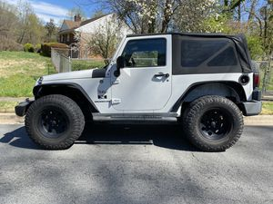 Jeep Wrangler 4x4 for Sale in Annandale, VA