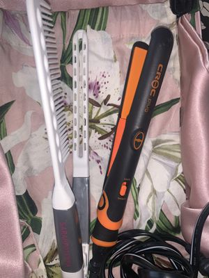 Hair Flat Iron Mini Set for Sale in Beverly Hills, CA
