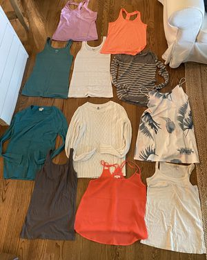 Clothes size small All perfect condition!! for Sale in Virginia Beach, VA
