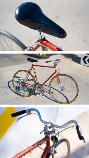Schwinn Le Tour Tourist | Road Bike | City Cruiser Commuter Single 10 Speed Fixed Beach 55 56 57 for Sale in Los Angeles, CA