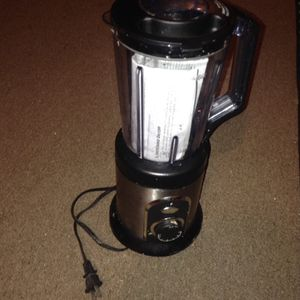 Silver and black brand new blender for Sale in Lakewood, OH